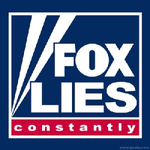 FOX LIES!