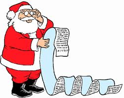 santa and bozo list