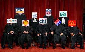 corporatist supreme court