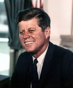 color jfk