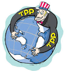 GREEDY US TPP