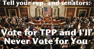 NEVER VOTE FOR TPP!