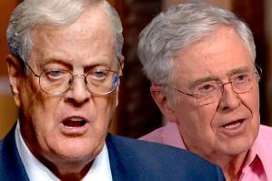ANGRY Scheming KOCHs